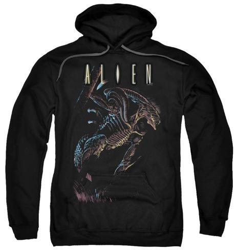 Hoodie: Alien - Form And Void Pullover Hoodie