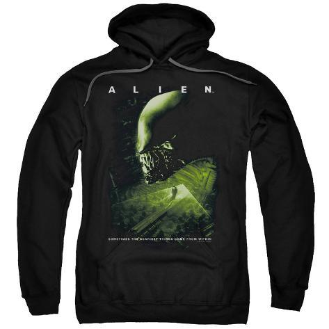 Hoodie: Alien - Lurk Pullover Hoodie