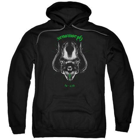 Hoodie: Alien- Xenomorph Lv 426 Pullover Hoodie