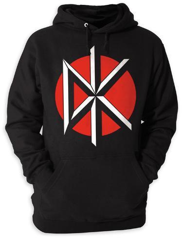Hoodie: Dead Kennedys - Logo Pullover Hoodie