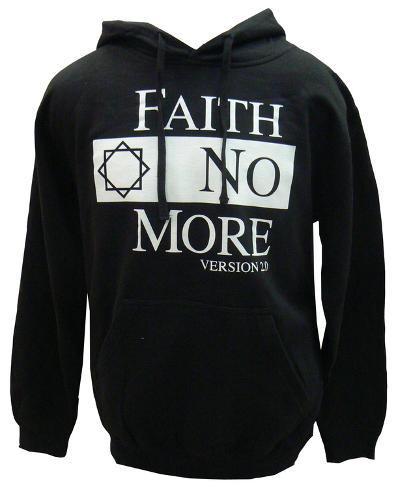 Hoodie: Faith No More - Classic Logo V2 Pullover Hoodie