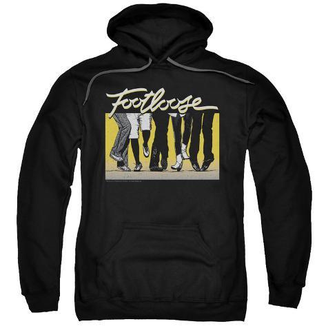 Hoodie: Footloose- Dance Party Pullover Hoodie