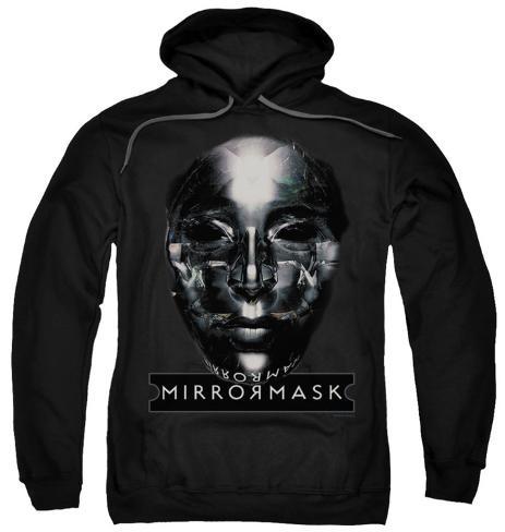 Hoodie: Mirrormask - Mask Pullover Hoodie