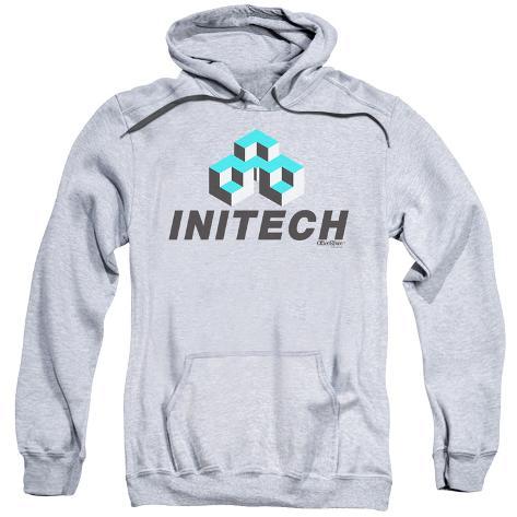 Hoodie: Office Space- Initech Logo Pullover Hoodie