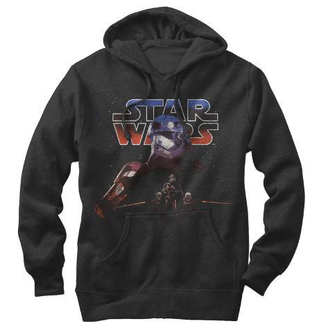 Hoodie: Star Wars The Force Awakens- Phasma Leads On Moletom com capuz