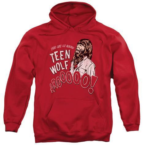 Hoodie: Teen Wolf- Animal Call Pullover Hoodie