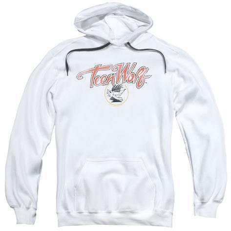 Hoodie: Teen Wolf- Wolf Pin Logo Pullover Hoodie