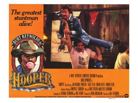 Hooper, 1978 Stretched Canvas Print