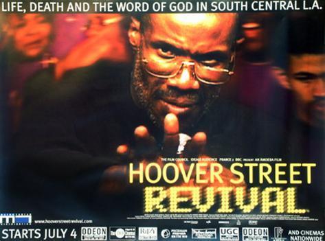 Hoover Street Revival Original Poster