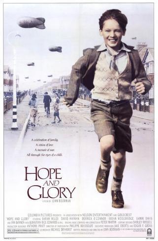 Hope and Glory Masterprint