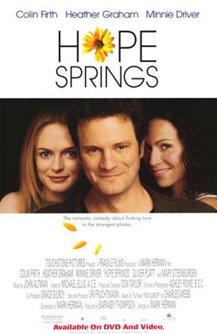 Hope Springs: Um Lugar para Sonhar Pôster