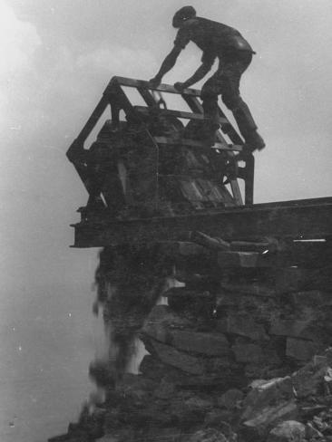 Horden Pit, Durham Coal Mine Photographic Print