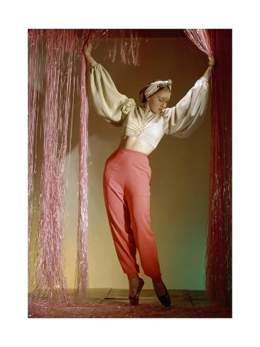Vogue - July 1940 Premium Photographic Print