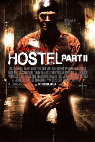 Hostel- Part II Poster