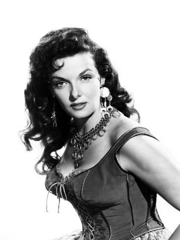 Hot Blood, Jane Russell, 1956 Photo