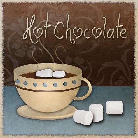 Hot Chocolate Art Print