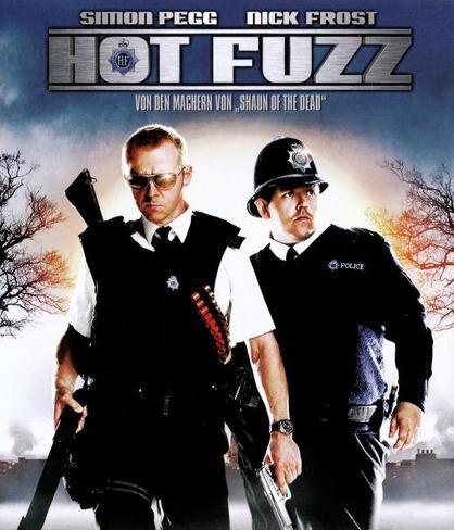 Hot Fuzz Masterprint