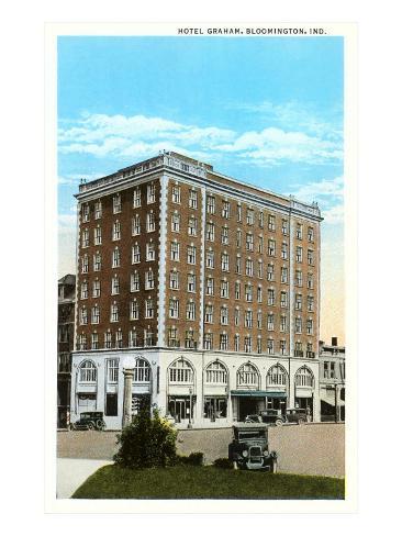 Hotel Graham Bloomington Indiana