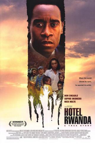 Hotel Ruanda Impressão original
