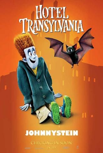 Hotel Transylvania Movie Poster マスタープリント