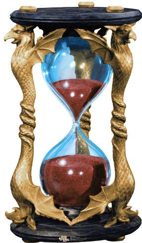 Hour Glass - Wizard of Oz Cardboard Cutouts