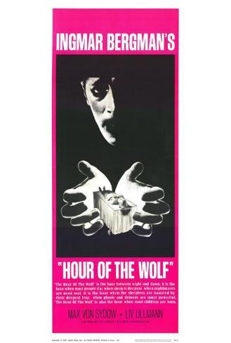 Hour of the Wolf Poster