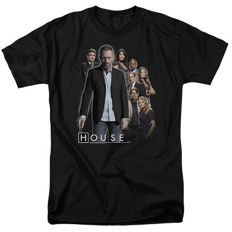 House - House Crew T-Shirt
