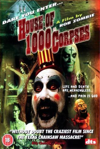 House of 1000 Corpses Poster