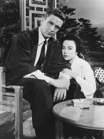 Image result for house of bamboo 1955