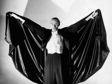 House of Dracula, John Carradine, 1945 Photo