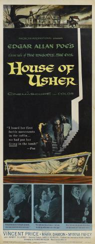 House of Usher Poster