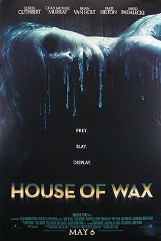 House Of Wax Original Poster