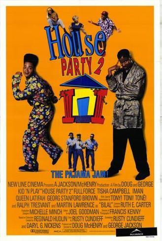 House Party 2: The Pajama Jam Poster