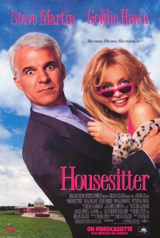Housesitter Masterprint