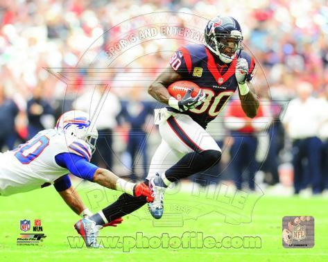 Houston Texans - Andre Johnson Photo Photo