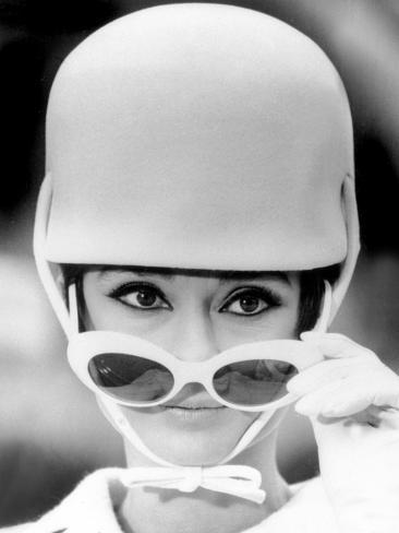 How to Steal a Million, Audrey Hepburn, 1966 Fotografía