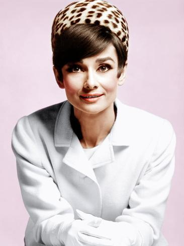 How to Steal a Million, Audrey Hepburn, 1966 Photo