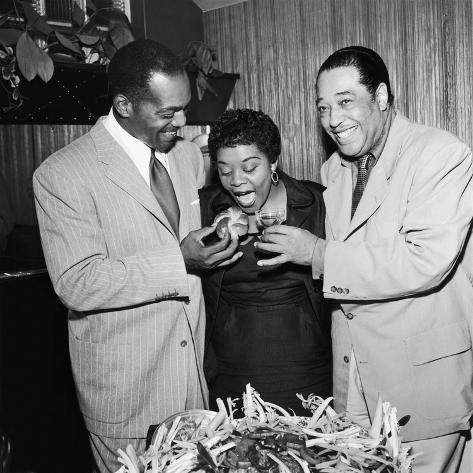 Dinah Washington - 1954 Photographic Print