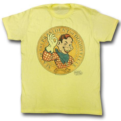 Howdy Doody - Prez T-Shirt