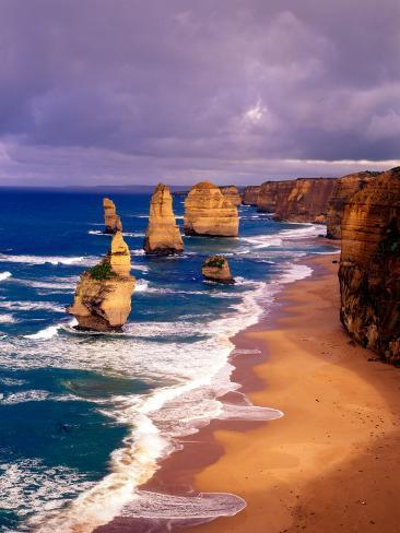 Flinders Chase National, Remarkable Rocks, Kangaroo Island, Australia Photographic Print