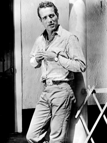 Hud, Paul Newman, 1963 Photo