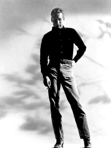 Hud, Paul Newman, 1963 Fotografía