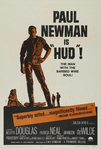 Hud Poster