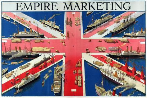Empire Marketing Giclee Print