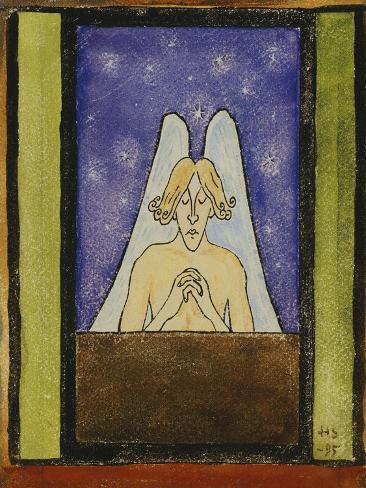 Meditation, 1895 Lámina giclée