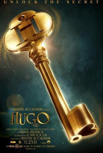 Hugo Double-sided poster