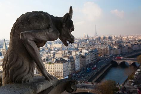 Notre Dame of Paris Photographic Print