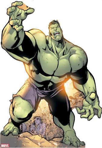 Hulk Big Classic - Marvel Stand Up