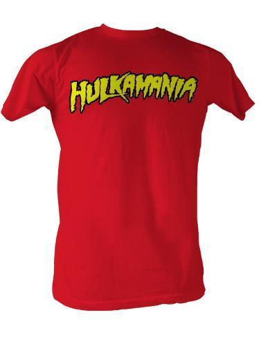 Hulk Hogan  - Hulkamania T-Shirt