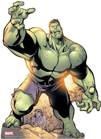Hulk Small Classic - Marvel Stand Up